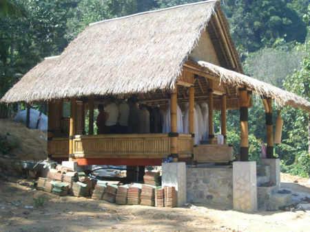 bamboo village kl