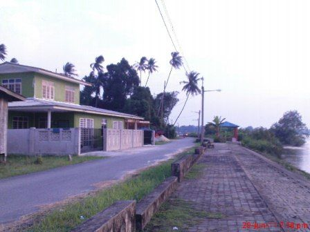 AyahBonda Homestay Kg Pulau Ketam Kuala Terengganu