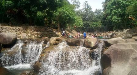 Sungai Lopo Village