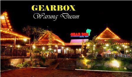 Gearbox Warung Dusun Bandar Baru Bangi