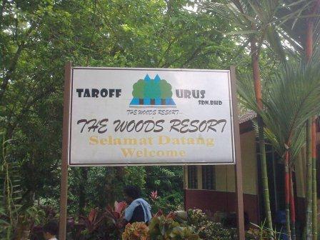 the woods resort ulu yam Hulu Selangor
