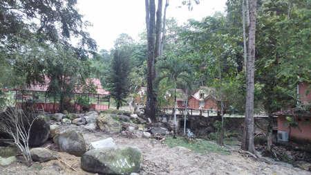 nur laman bestari eco resort