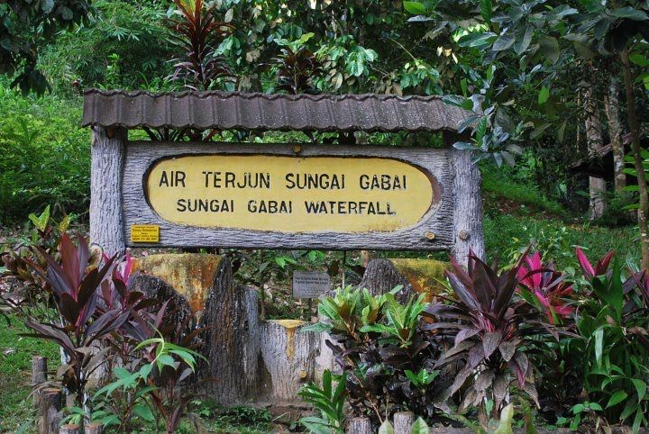 Sungai Gabai Chalet Gabai River