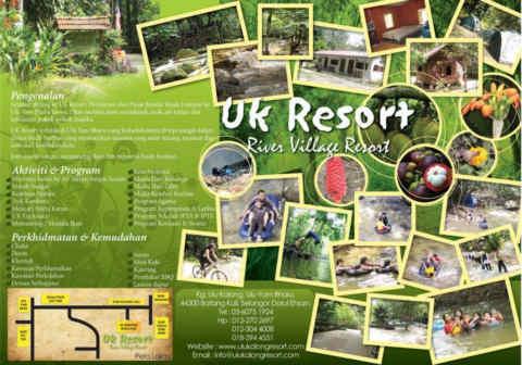 UK Resort ulu yam bharu Batangkali Selangor