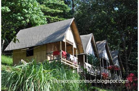 River stone eco resort jalan sg tua Batu Caves Selangor