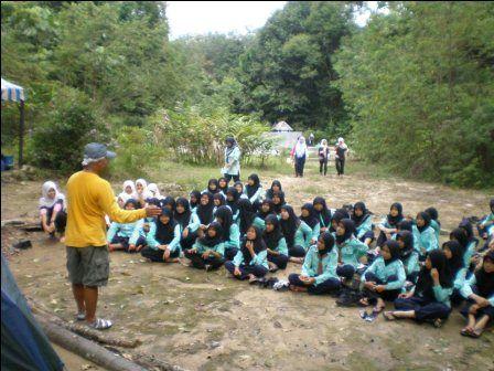ganggapura camp kalumpang Hulu Selangor