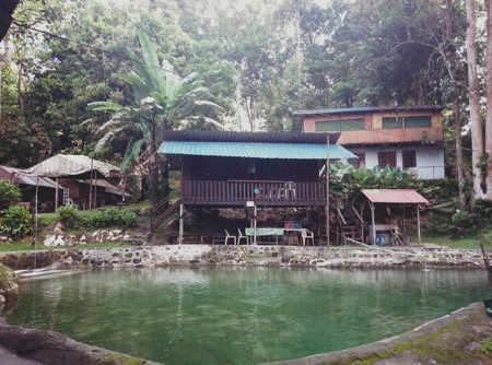 kemensah resort