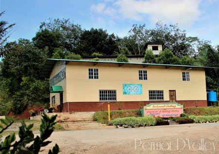 team building place in kota kinabalu