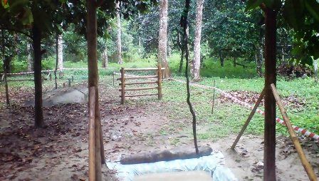 Resort Restu Ibu Ulu Yam Bharu