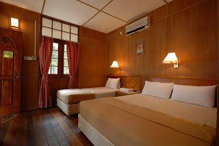 Tunjuk Laut Beach Resort Tanjung Leman Kota Tinggi Mersing