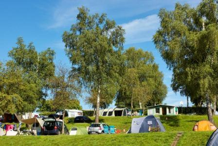 Ardennen Camping Bertrix near Bouillon and Bastogne
