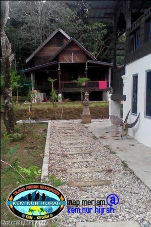 Kem Nur Hijrah Jalan Batu Hampar Yan Kedah