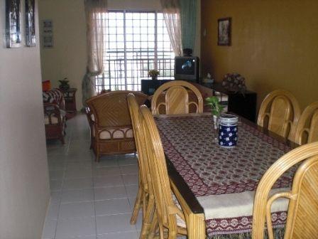 Living & Dining Hall