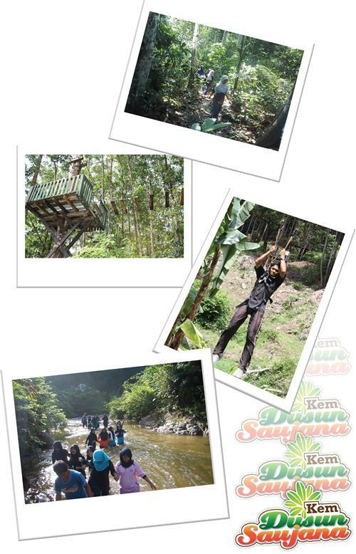 Kem Dusun Saujana Batu Caves