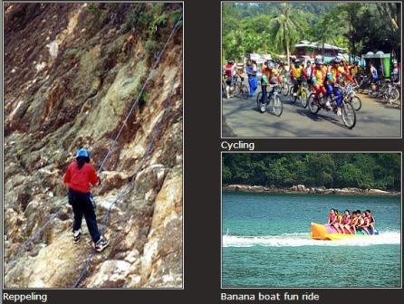 Raudhah Camp Pangkor