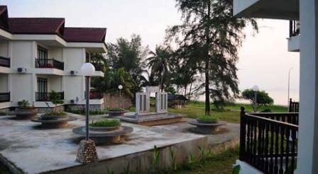 Mersing Beach Resort Pantai Air Papan Johor