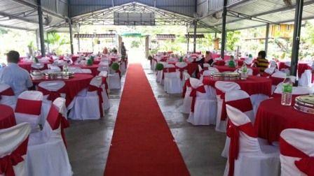 Santika Wedding Garden Orchard Homestay Hulu Langat