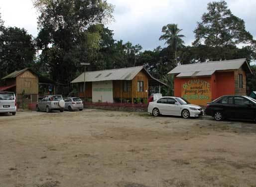 DR Campsite Hulu Langat