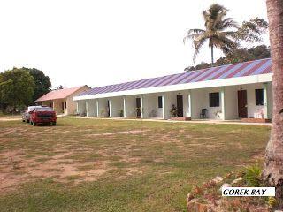 Gorek Bay Pantai Teluk Gorek Kg. Tanjung Resang Endau Johor