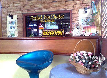 Ombak Inn Chalet Teluk Nipah Pulau Pangkor