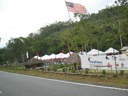 Kingfisher Campsite Hulu Langat