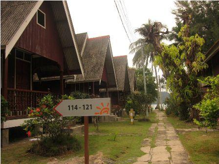 Flora Bay Resort Pulau Perhentian