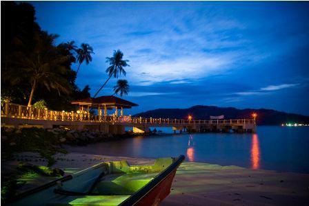 BuBu Long Beach Resort & Villa Pulau Perhentian Terengganu