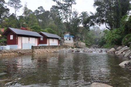 D Sungai Lepoh Chalet and Camp Hulu Langat