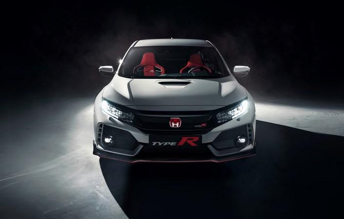 Honda Type R 2017