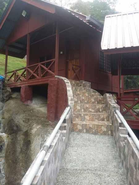 kuak highland village Lenggong Perak