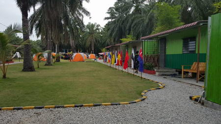 Kuala Selangor Cabin Camp Jeram