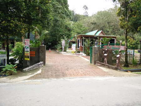 kalumpang resort and training centre
