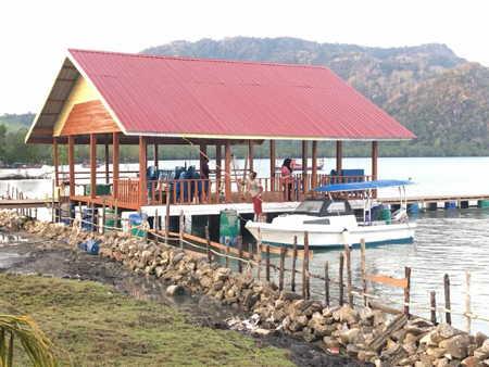 chalet Noba Pulau Dayang Bunting langkawi