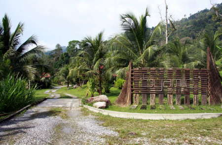 Resort in Perak