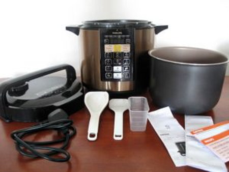 Philips HD2139 Pressure Cooker Electric 6.0L