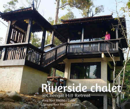chengal retreat