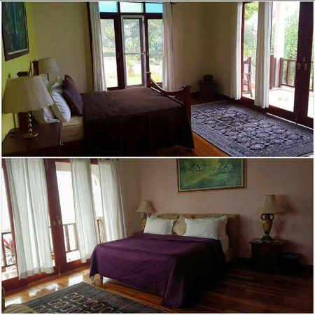accommodation in janda baik