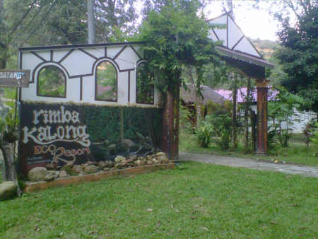 rimba kalong eco resort