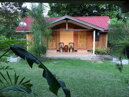 places to stay in janda baik