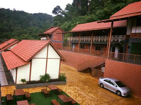 Resort at Janda Baik