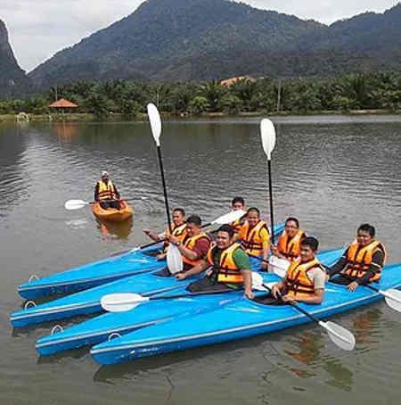 eco resort perak