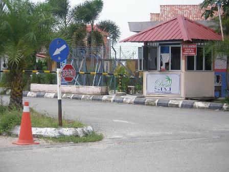 Aiza Homestay Di Desa SBJ Beta Hilir
