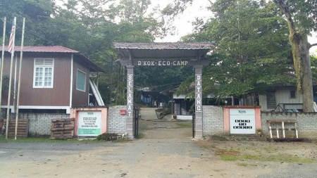 dkok eco camp kuala pilah negeri sembilan