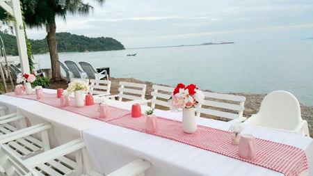 dinner di marina island