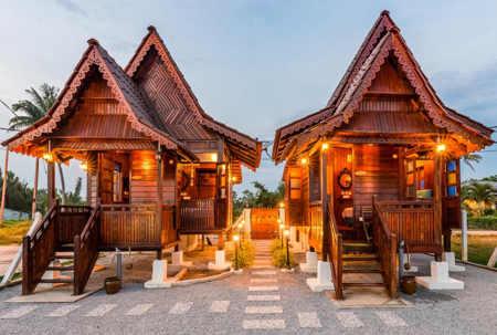 The Taming Sari Beach House melaka