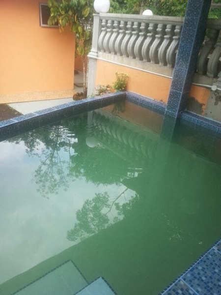 homestay murah di hulu langat kolam mandi