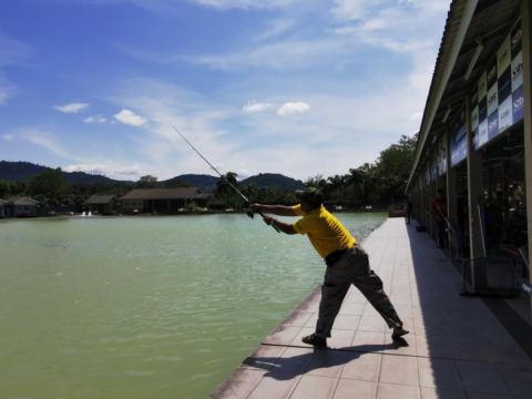 hulu langat fishing resort