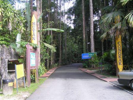 Sungai Congkak Recreational Forest Hulu Langat