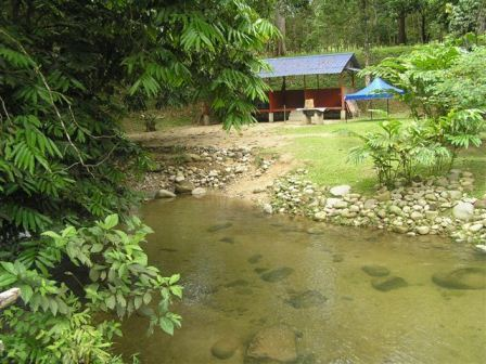 Pondok Mak Lang Sungai Congkak