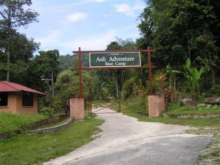 Asli Adventure Base Camp Sg Lepoh Hulu Langat